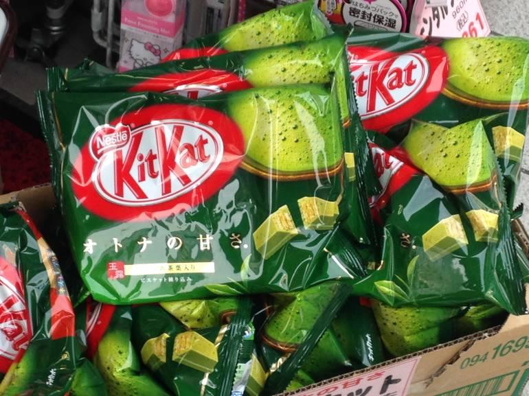 Finding Unusual Japanese Kit Kat Flavors Tokyo Cheapo