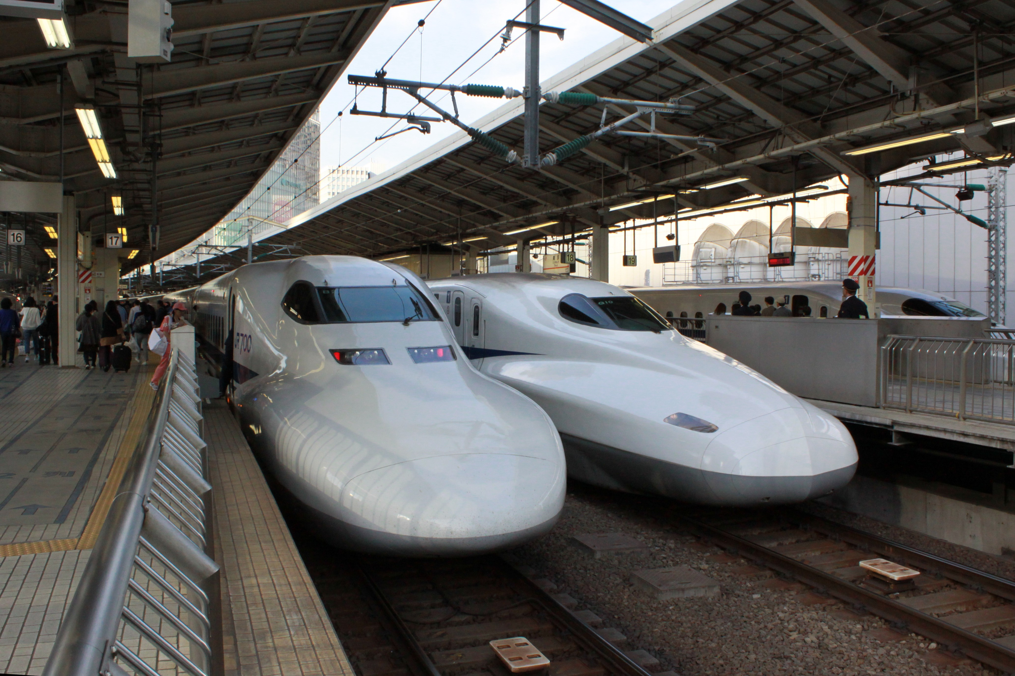 Once People Came Here To Catch Train >> Tokyo To Kyoto The Fastest And Cheapest Ways To Travel Tokyo Cheapo