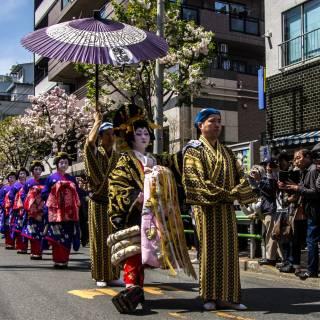 Cheapo Weekend for April 8-9: Buddha, Geisha and Company