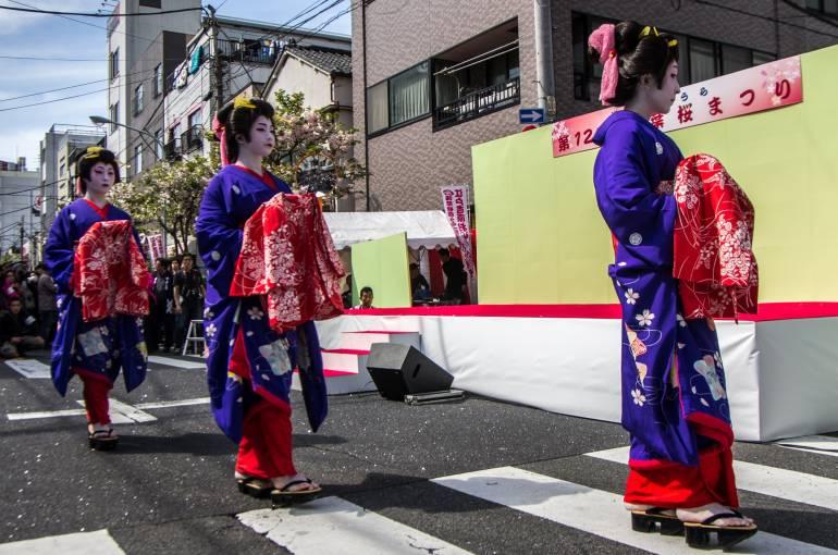 Oiran Dochu Tokyo