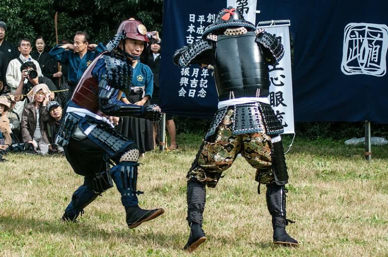 Koryu Budo 1 martial arts tokyo
