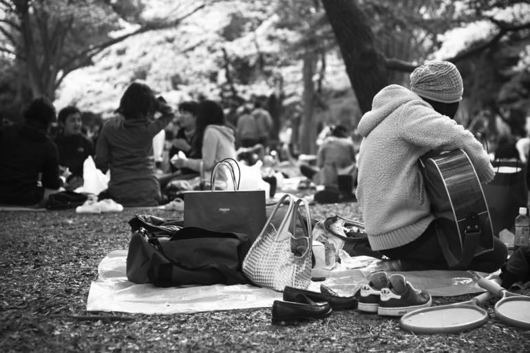 Yoyogi Park - Music