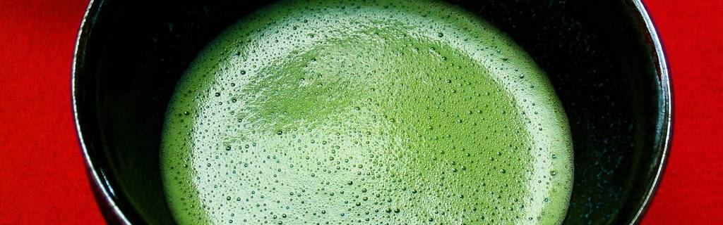 Matcha Cafes: Green Tea in Tokyo