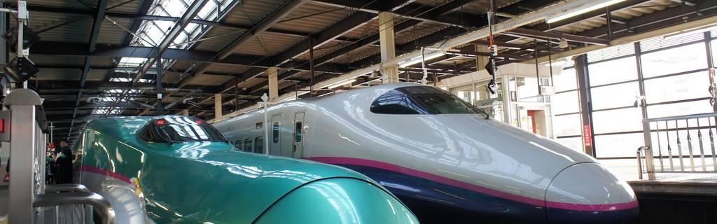 Experiencing the Shinkansen For Less