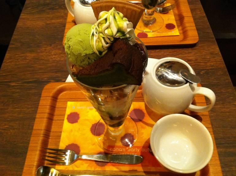 green tea tokyo