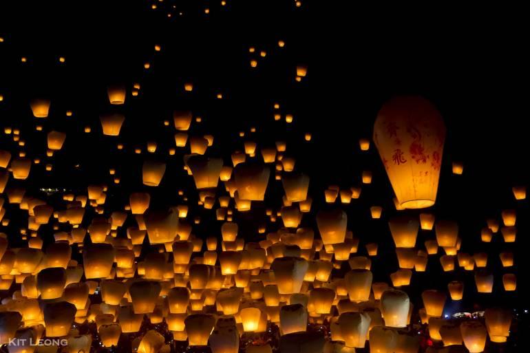 lantern festival - tokyo spring events
