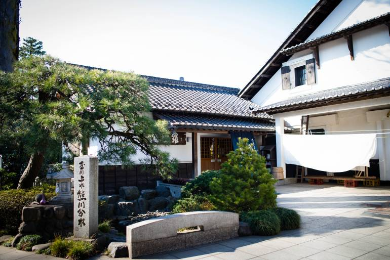 Ishikawa Brewery 1
