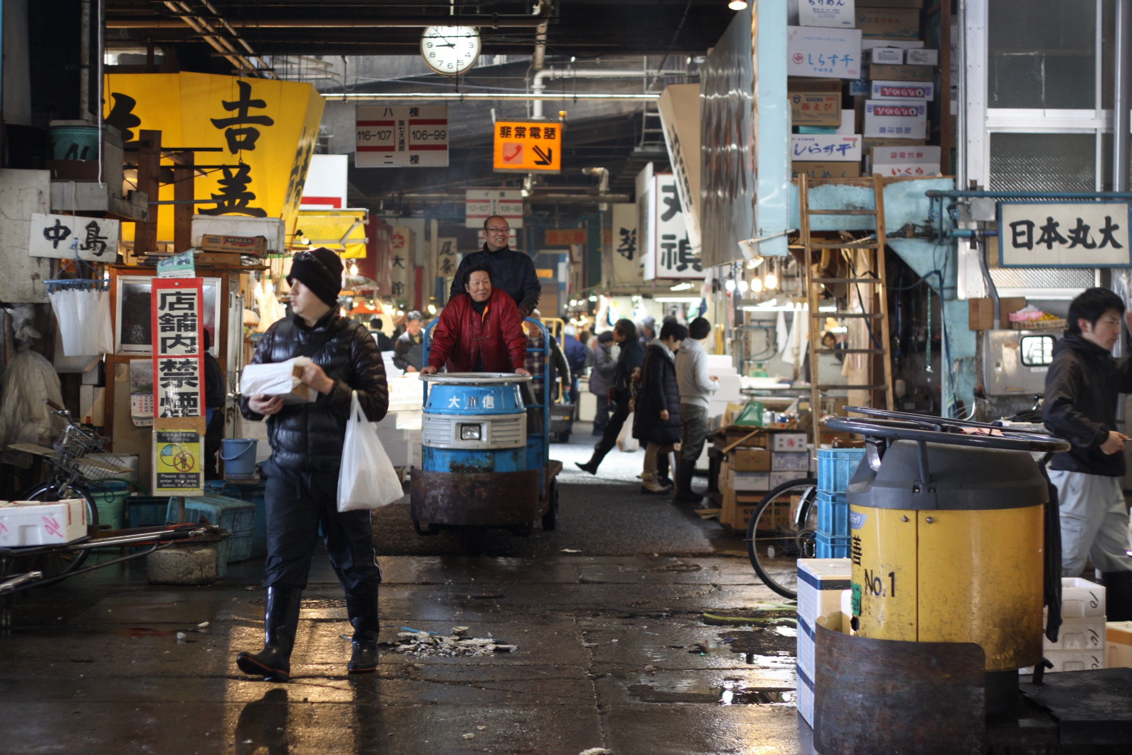 Tsukiji Fish Market: A Guide for Visitors | Tokyo Cheapo