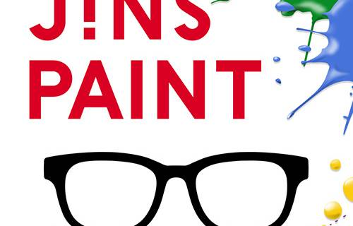 JINS Paint: Customized Eyewear via Your Smartphone