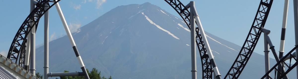 Getting to Fuji-Q Highland: The Theme Park for Thrillseekers