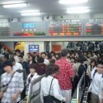 tokyo golden week