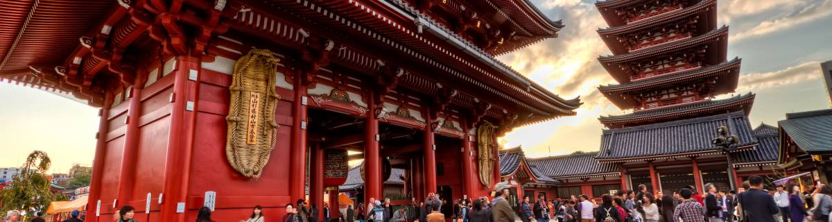 Sensoji: The Ins and Outs of Tokyo's Oldest Temple