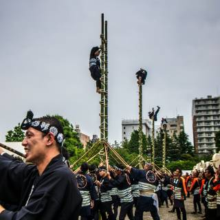Tokyo Events This Week: Acrobatics and Roppongi Art Night