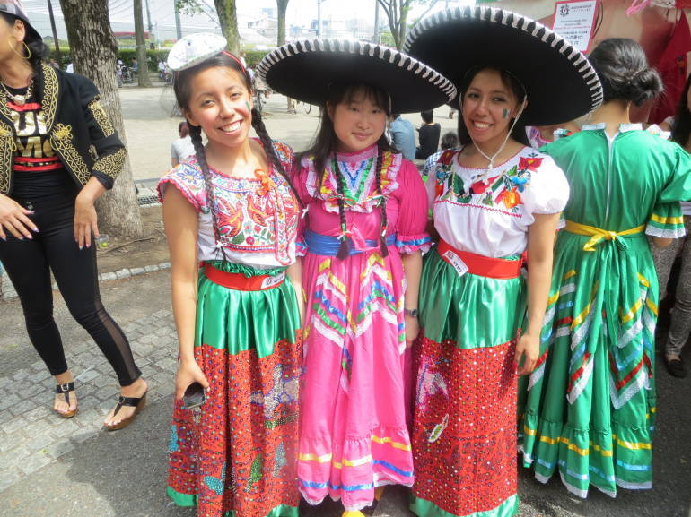Cinco de Mayo at Yoyogi Park