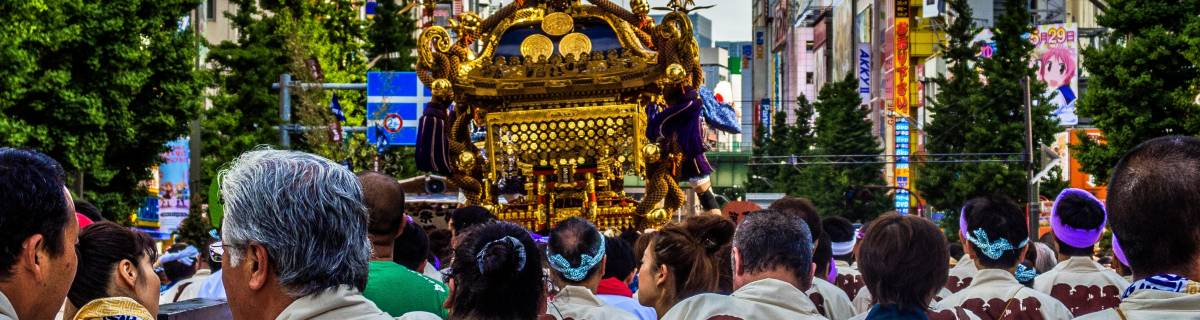 Cheapo Weekend for May 13-14: Kanda Matsuri and Thai Festival at Yoyogi Park