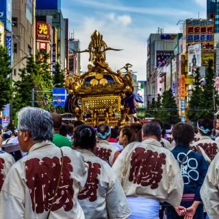 Cheapo Weekend for May 13-14: Kanda Matsuri and Thai Festival at Yoyogi Park
