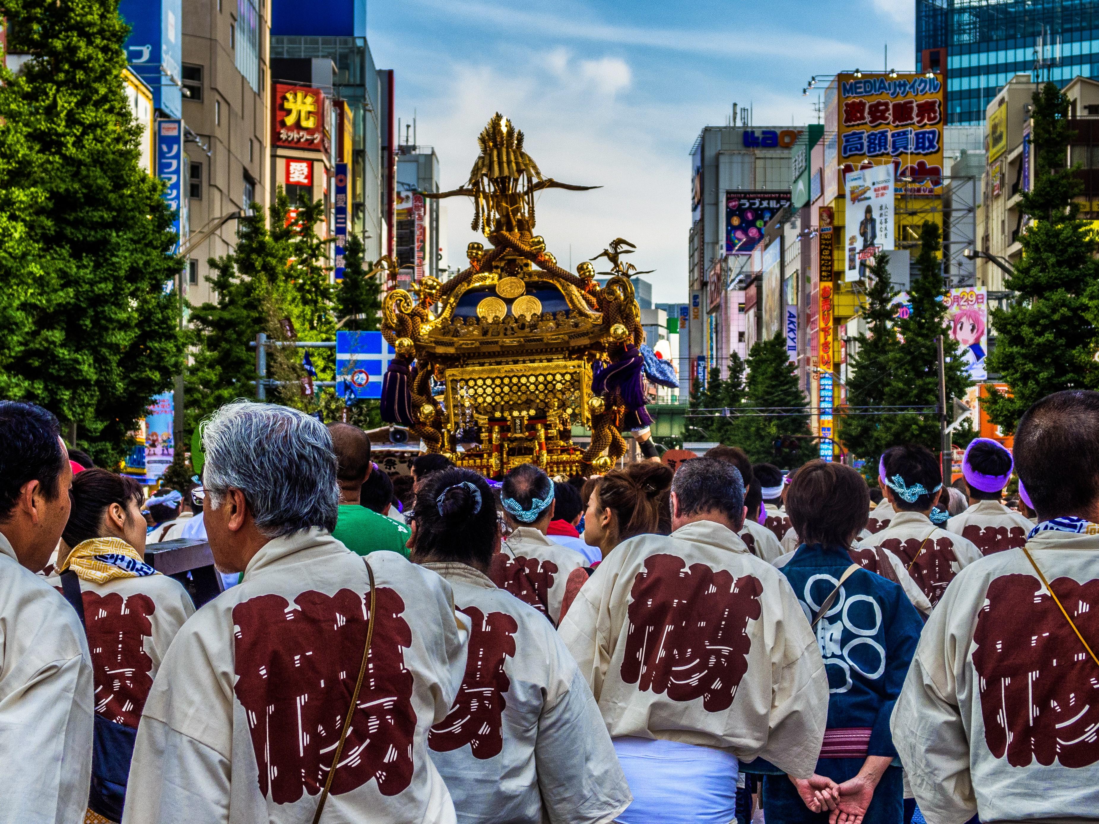 Cheapo Weekend for May 13-14: Kanda Matsuri and Thai Festival at ...