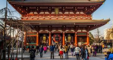 sensoji temple tokyo walking tour
