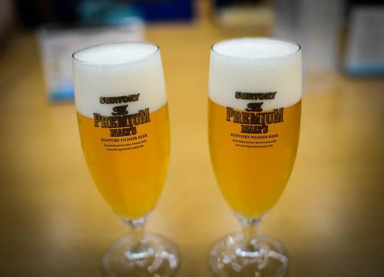 Suntory Brewery 4