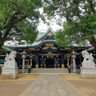 Anahachimangu shrine