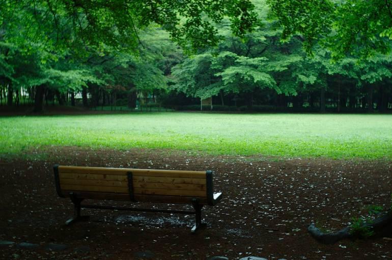 tokyo bbq spots komamba park