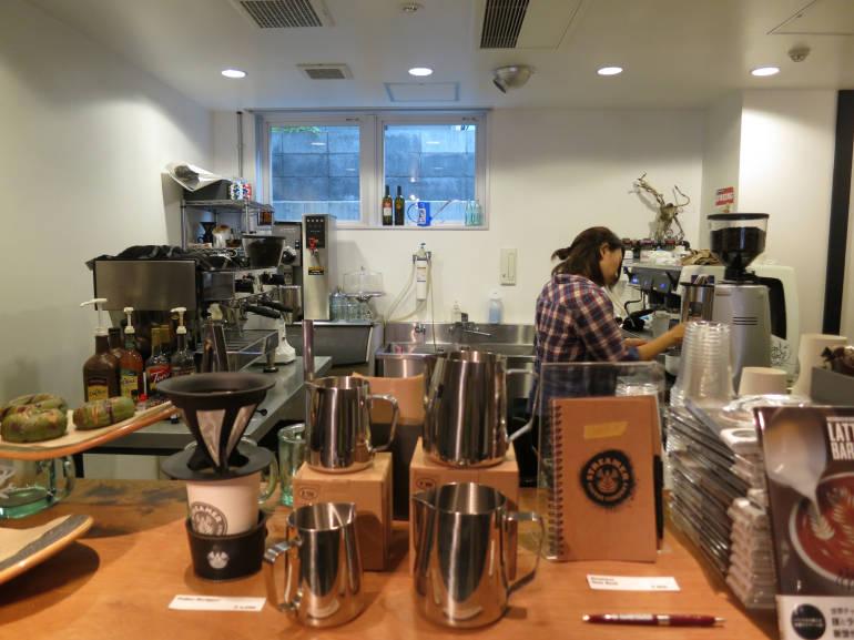 streamer cafe