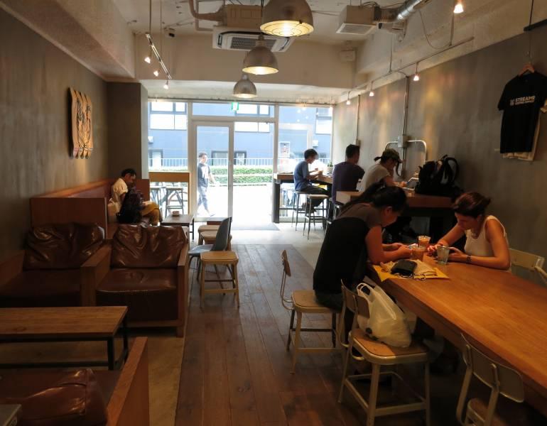 stream cafe