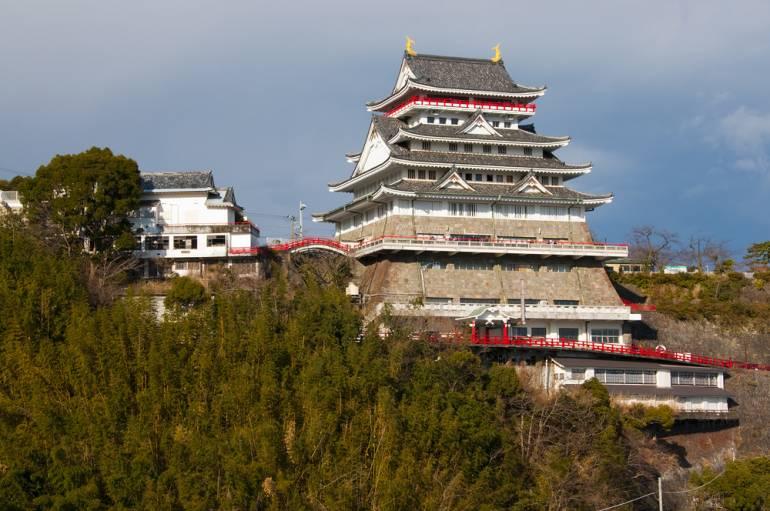 Atami Castle, Izu Peninsula