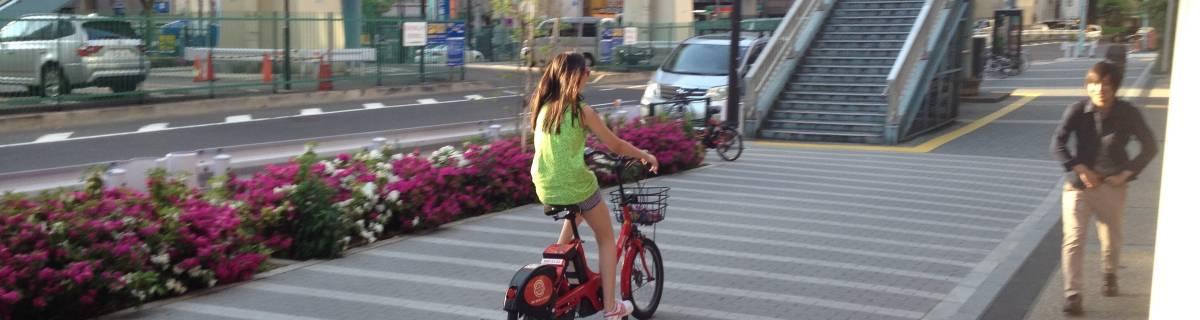 Docomo Bike Sharing and Rental in Tokyo and Yokohama | Tokyo Cheapo