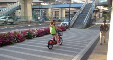 tokyo bike sharing