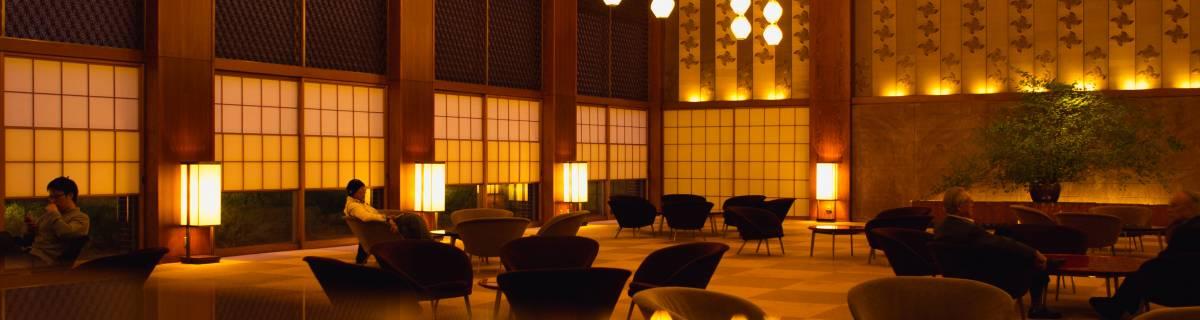 Hotel Okura: Last Chance to Taste Tokyo in the 60s