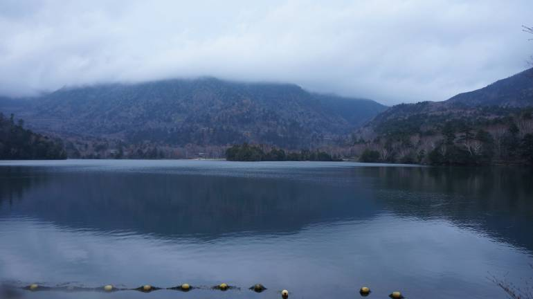 Lake Chuzenji (Chuzenjiko), Nikko, Tochigi