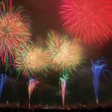 tokyo fireworks festivals