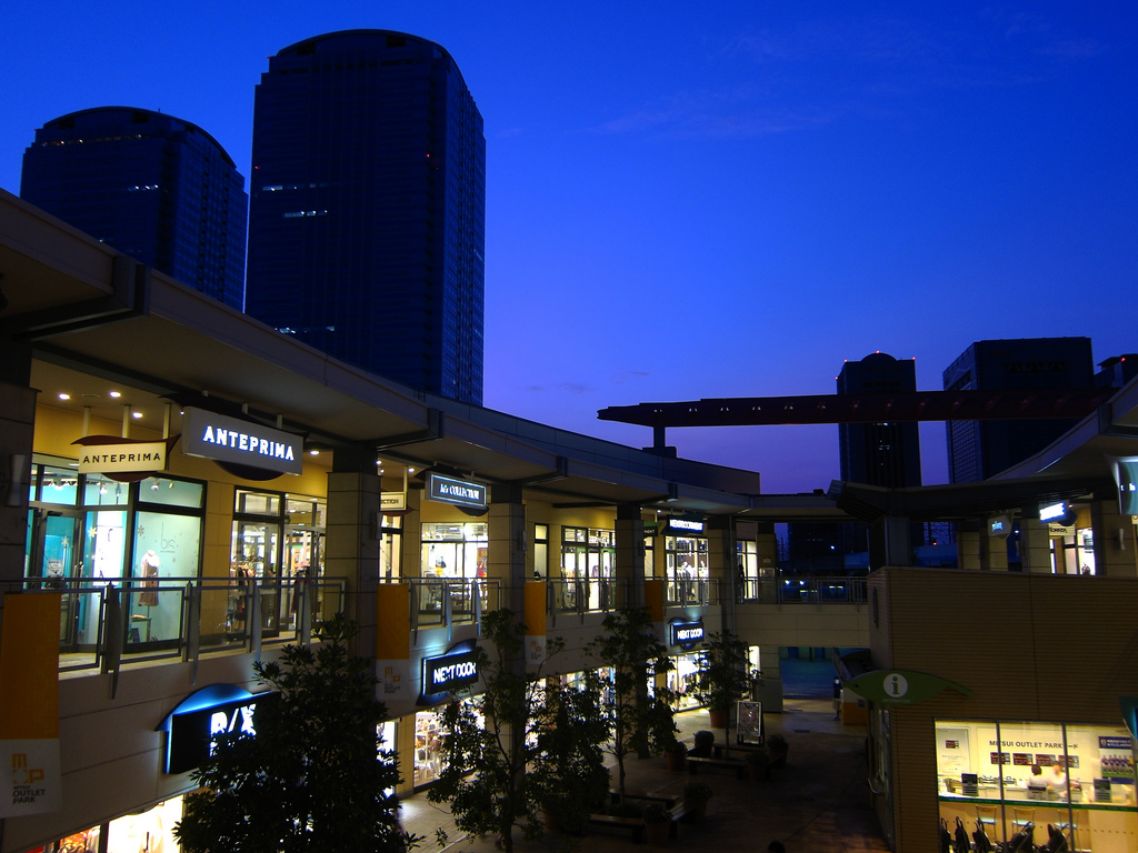 3928512b48e 6 Outlet Malls Around Tokyo