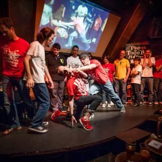 The Pirates of Tokyo Bay Bilingual Improv Show