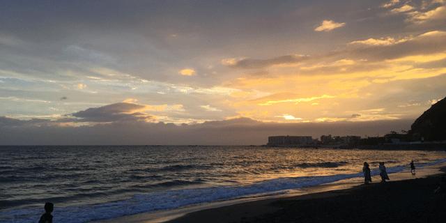 Going Coastal: Beaches in Hayama