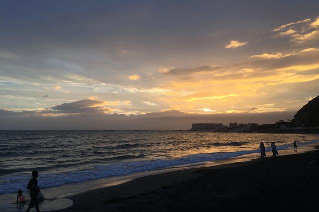 beaches in Hayama