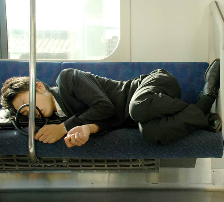 last train tokyo