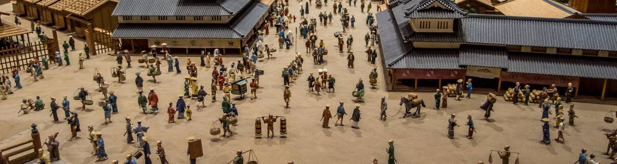 Edo Tokyo Museum: Time Travel to the Birth of a Metropolis