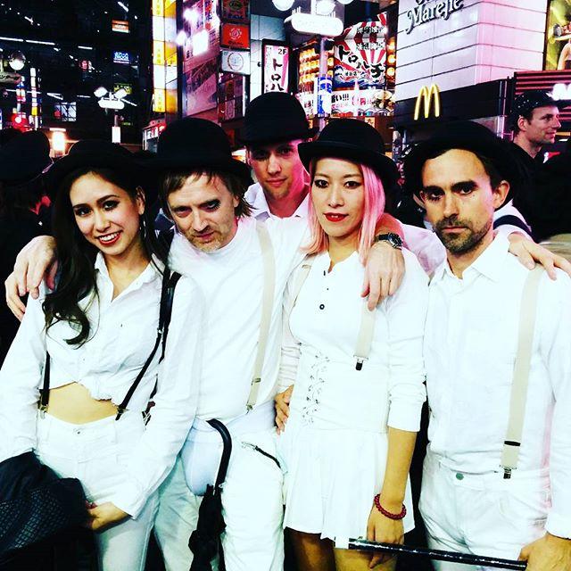 Halloween Shibuya 2015 - The Droogs