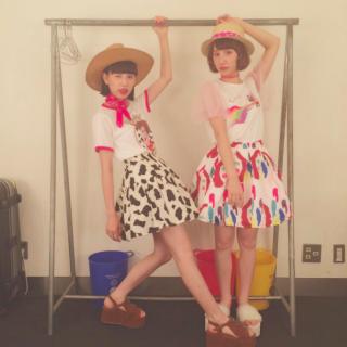 Interview with Harajuku Models Ema and Eri