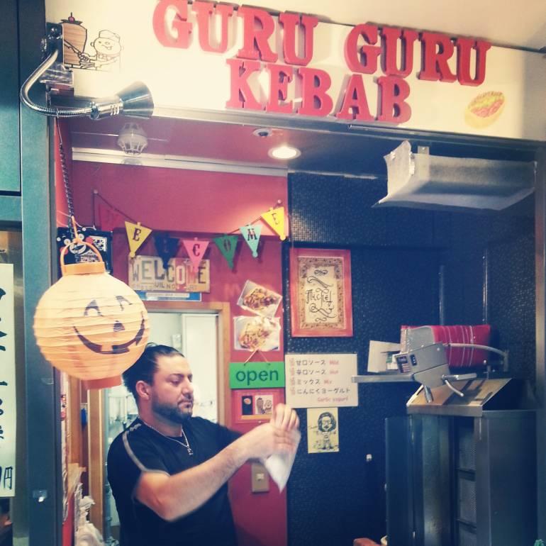 Places to eat in kichijoji