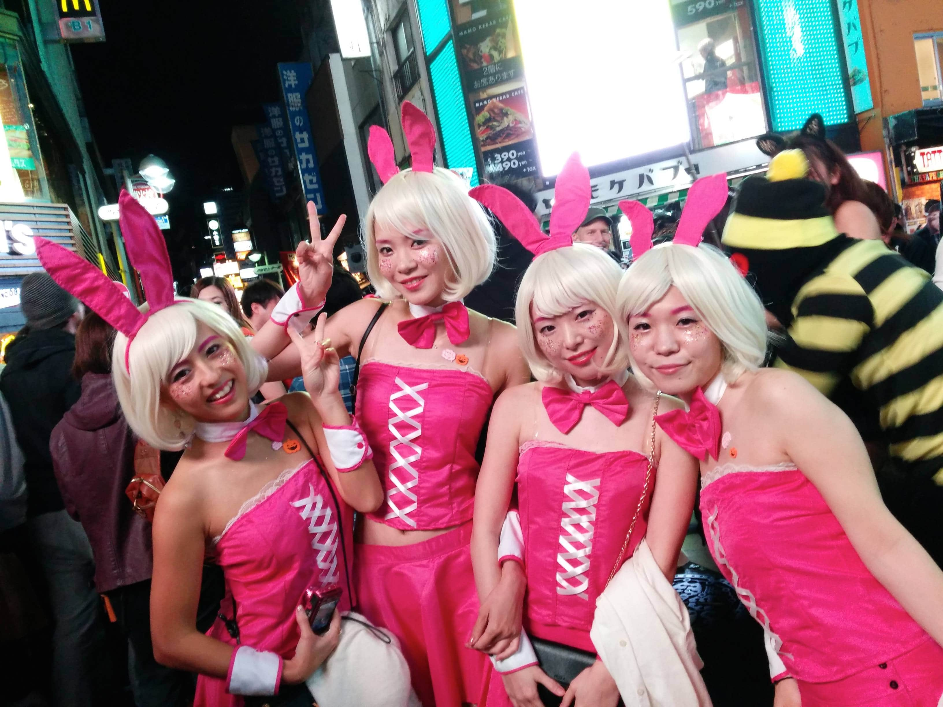 A Cheapo\'s Guide to Tokyo Halloween 2017 | Tokyo Cheapo
