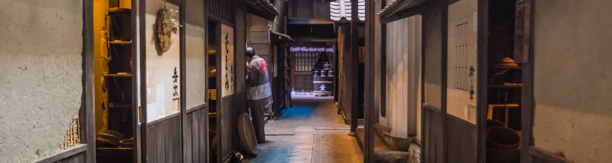 Fukagawa Edo Museum: In the Alleys of Old Tokyo