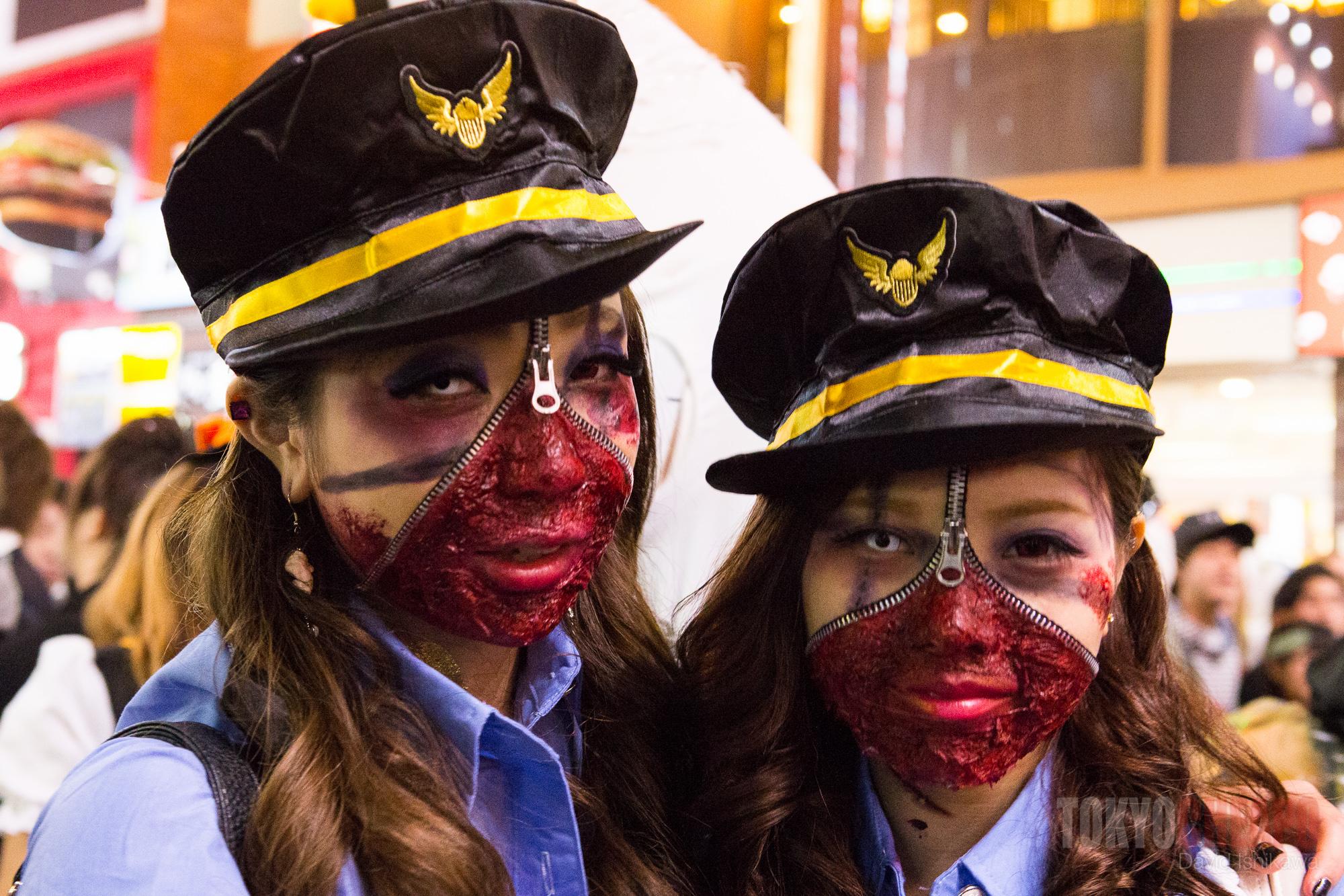 a cheapo's guide to tokyo halloween 2018 | tokyo cheapo