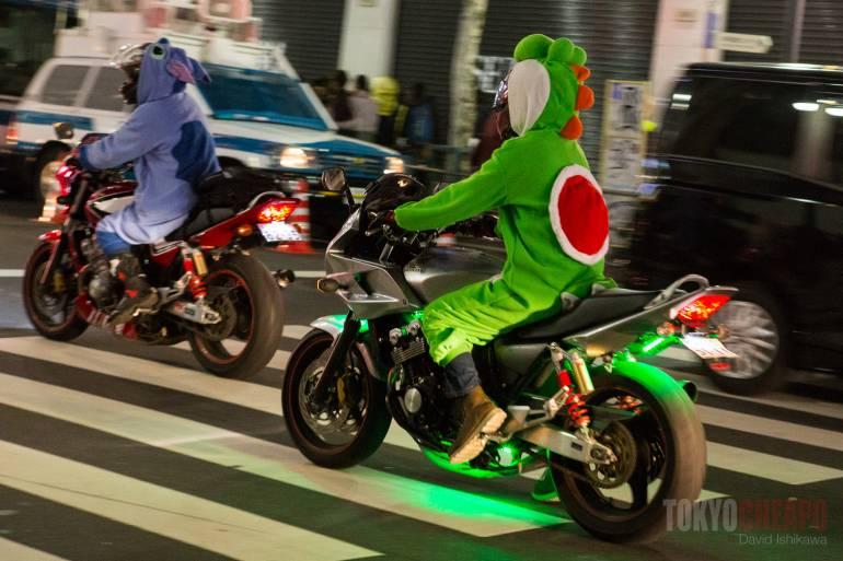 tokyo halloween 2015