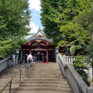 Matsuchiyama Shoden (Honryuin) Temple