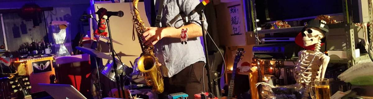 Interview with Smoke Thief: A Musician's Journey from Childhood to Japan