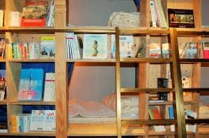 tokyo book and bed hostel