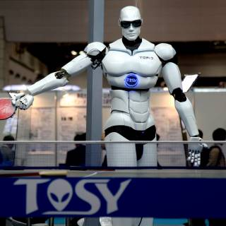 Five Places to Meet a Robot in Tokyo